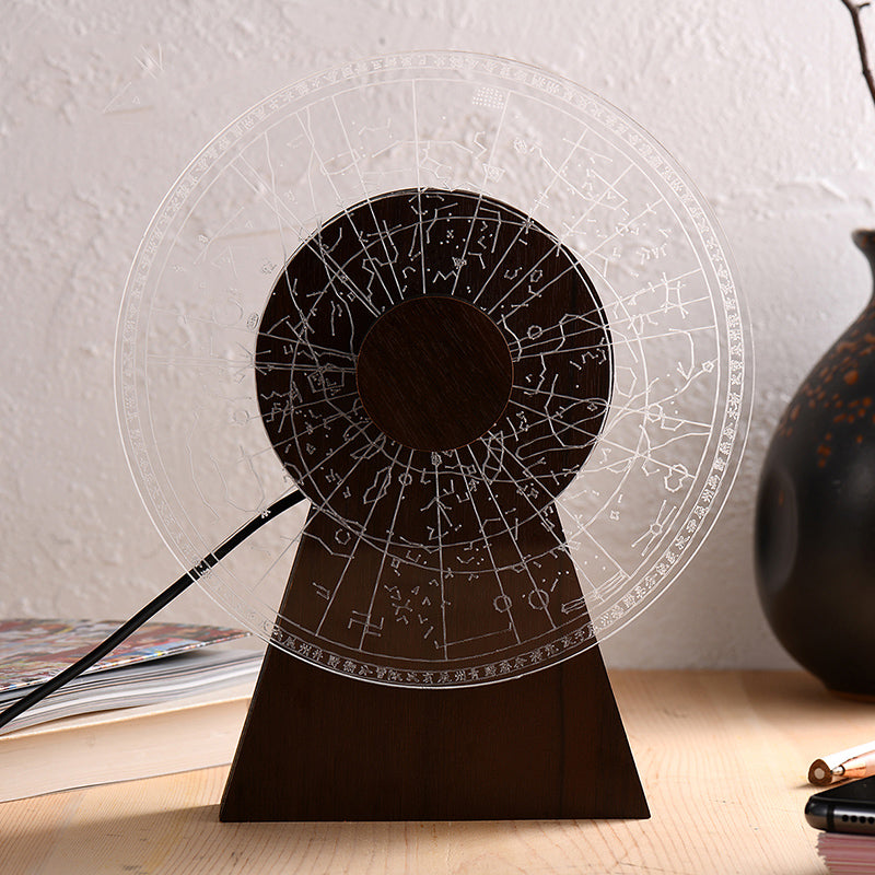 Starry Desk Lamp
