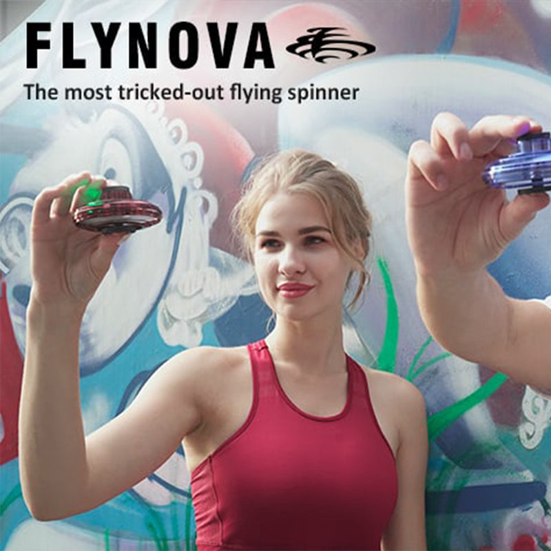 FlyNova flying spinner - jackcattegoods