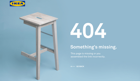 Tips For Optimising Your 404 Page