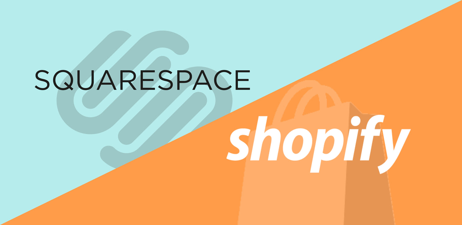 Which is better for eCommerce? Shopify vs. Squarespace
