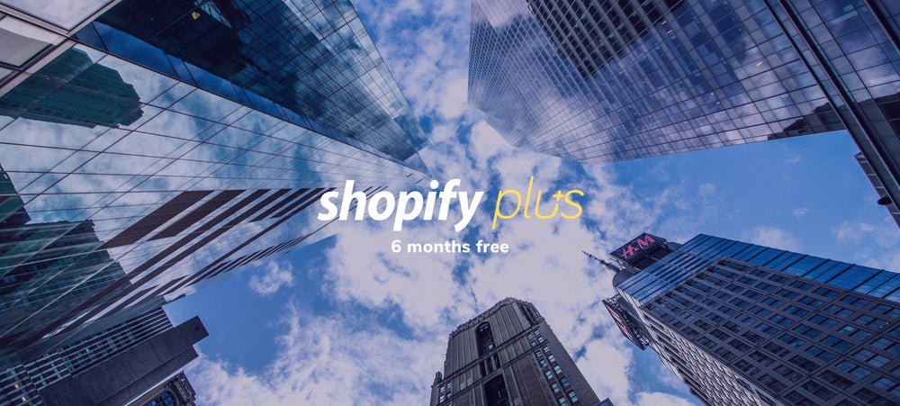 Make the Switch From Magento to Shopify Plus and Get 6 Months Free!