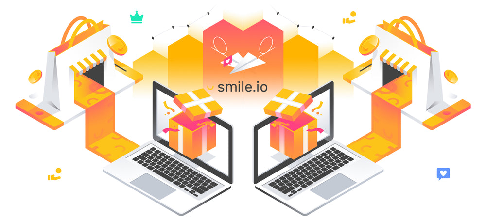 Reward Your Customers With Smile.io