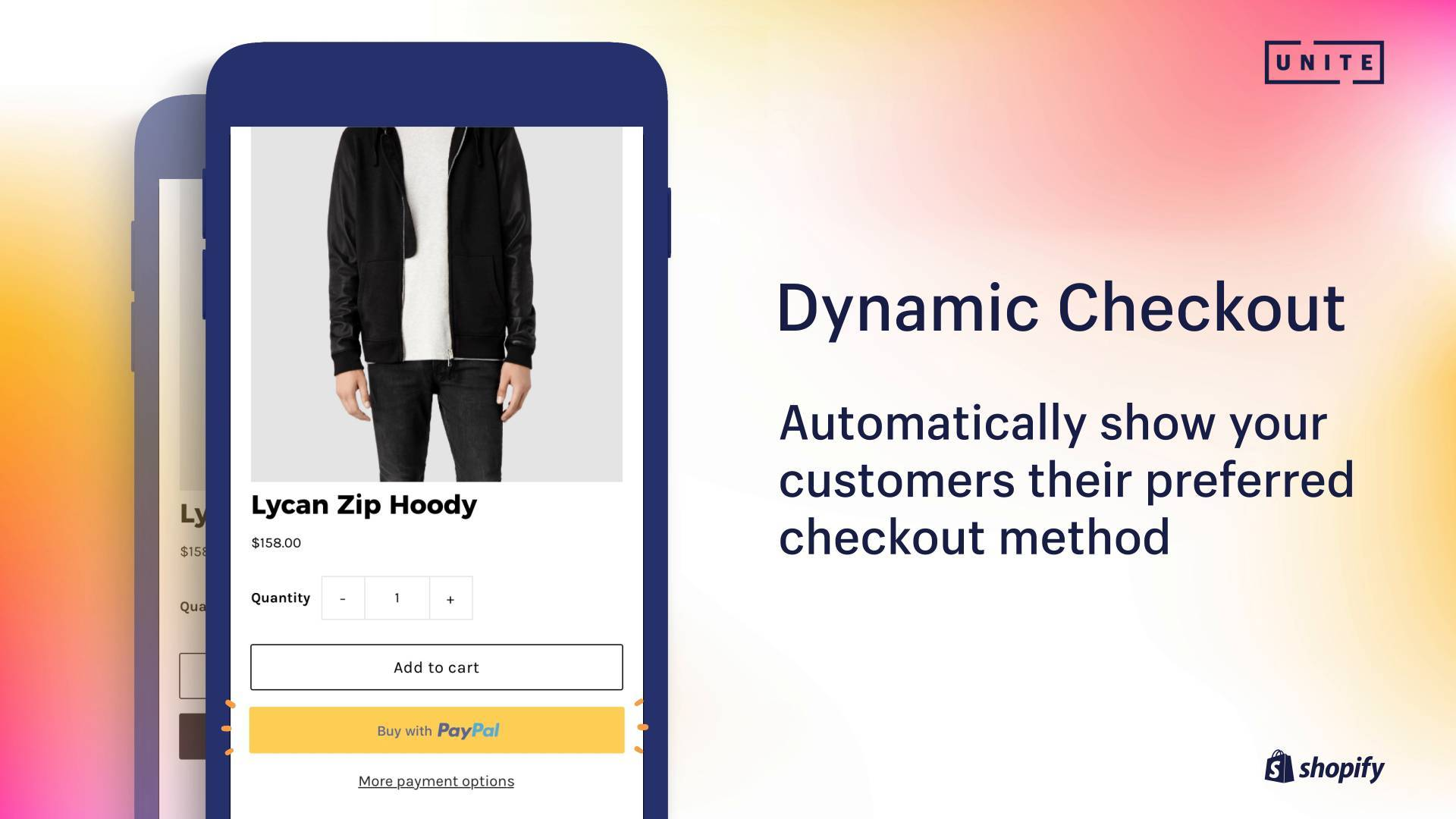 Speed Up The Checkout Process with Dynamic Checkout