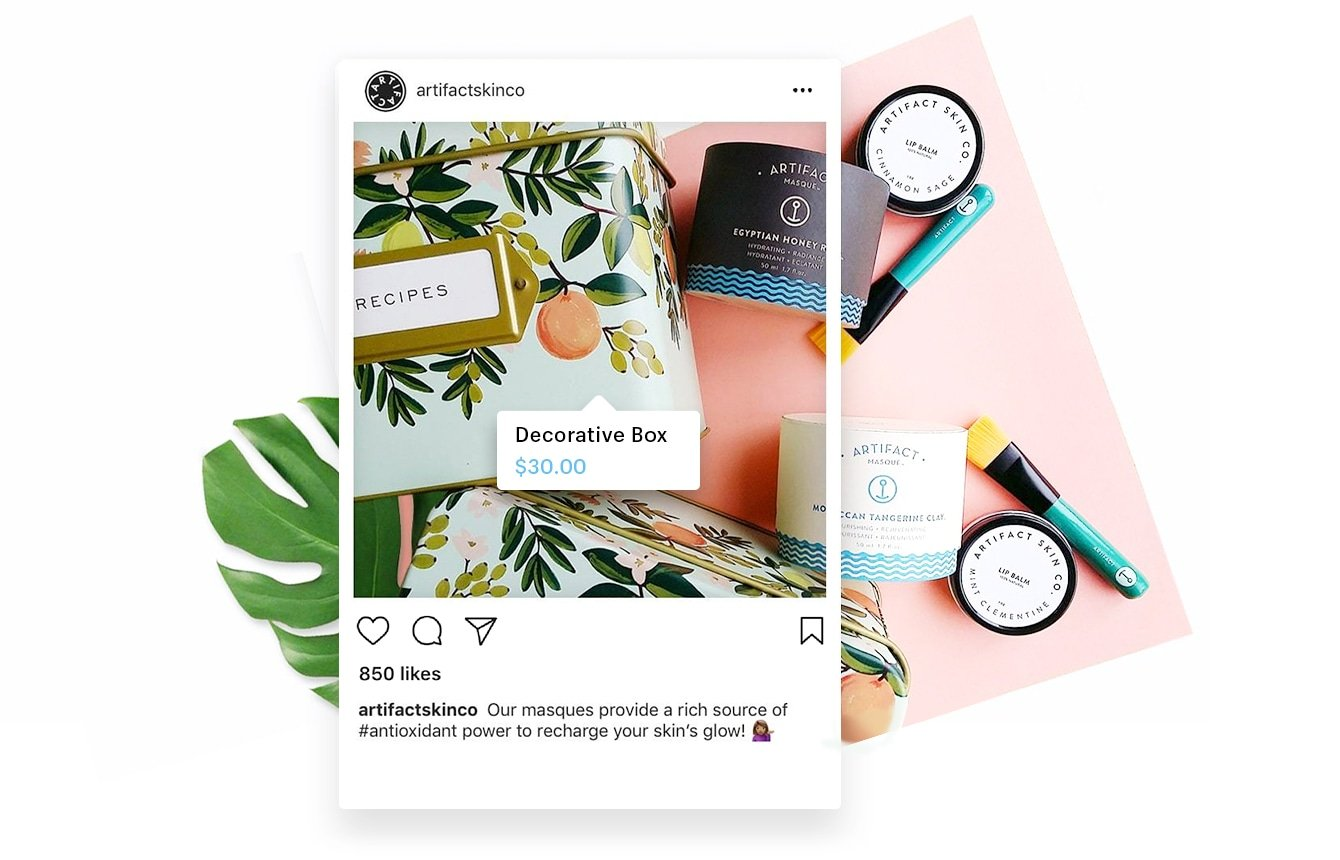 New Feature: Shopping on Instagram