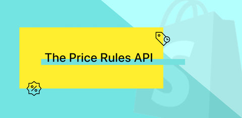 The Price Rules API