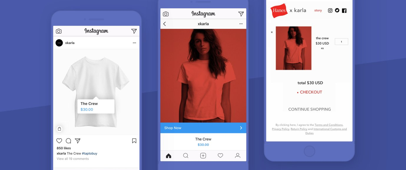 Shoppable Instagram Posts Now Available Internationally!