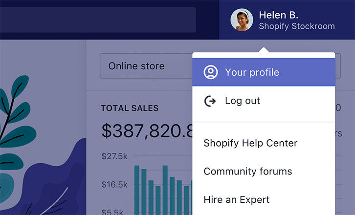 Shopify's Got A New 'Do | Elkfox | Digital Commerce Experts