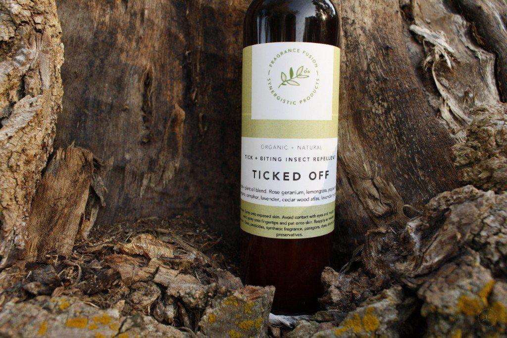 TICKED OFF! - effective + natural insect repellent