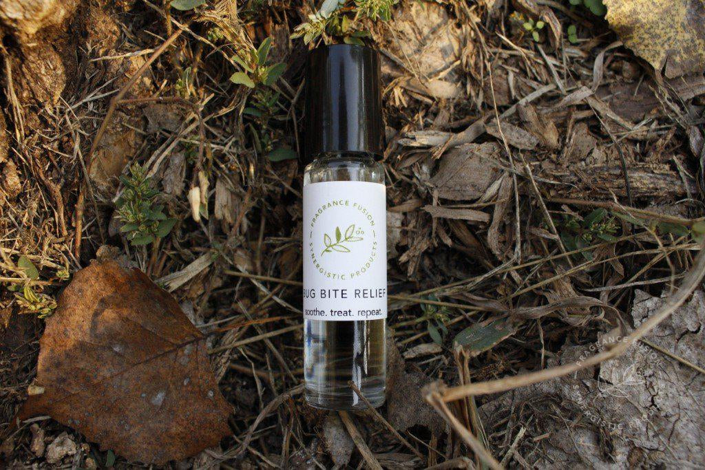 BUG BITE RELIEF essential oil blend