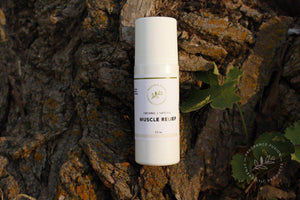 ORGANIC MUSCLE RELIEF roll on