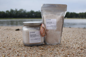 CLEAR + SOOTHE - Himalayan Bath Salts