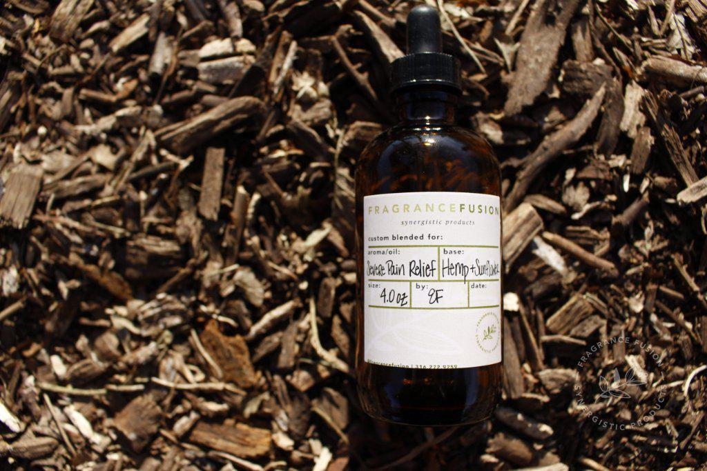 SEVERE PAIN RELIEF oil blend