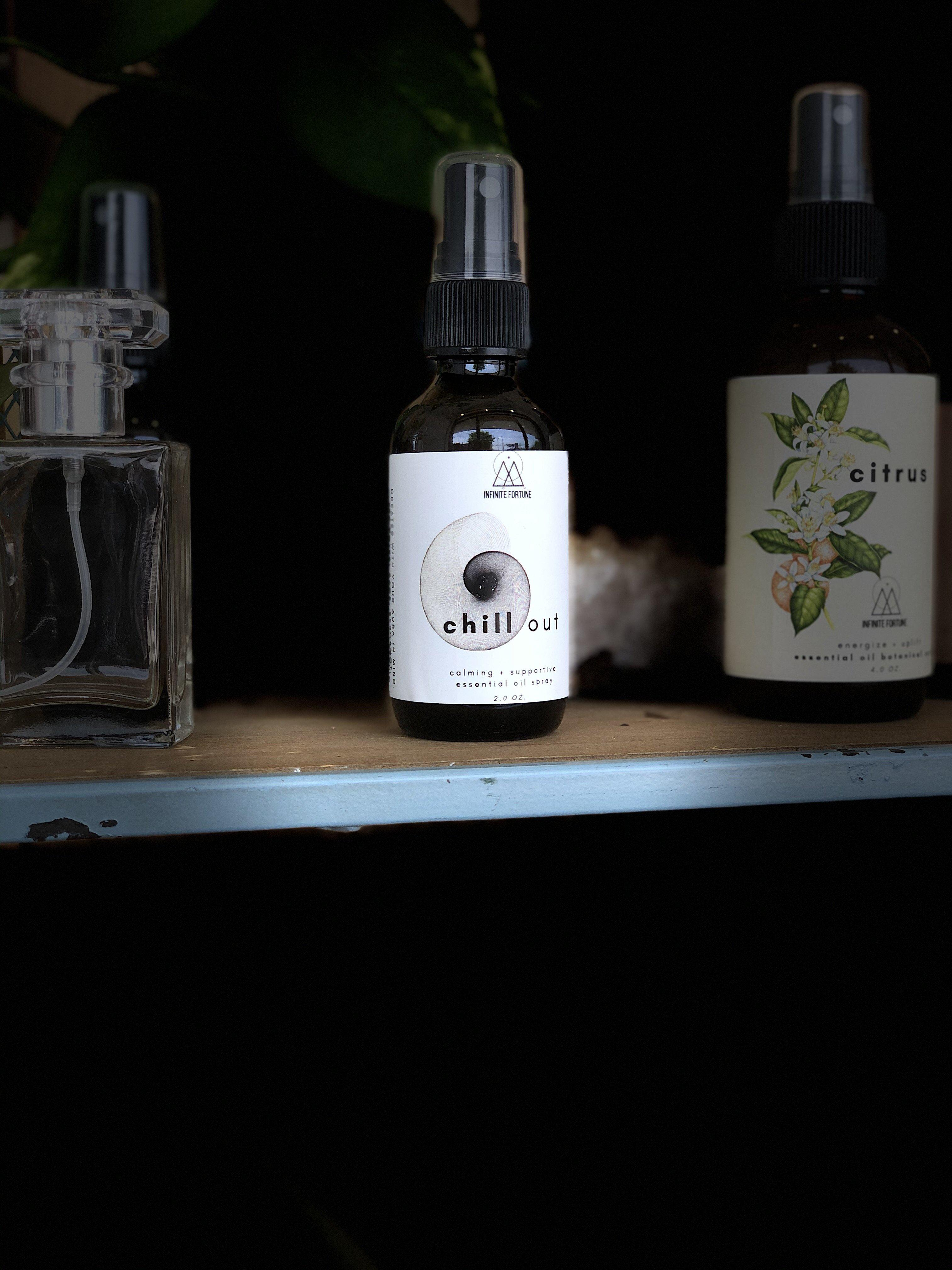 CHILL OUT aromatherapy mist