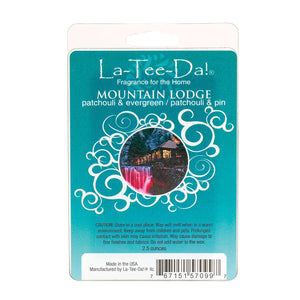 MOUNTAIN LODGE wax melts