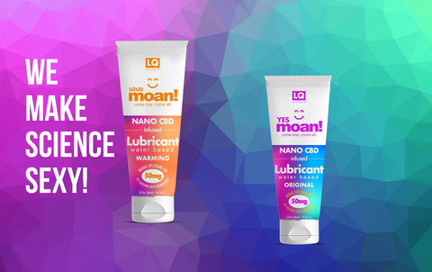 Love Moan Personal Care Lubricant