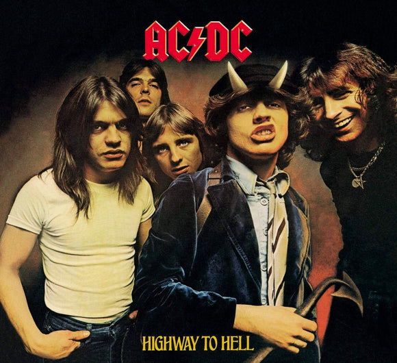 AC/DC = HIGHWAY TO HELL