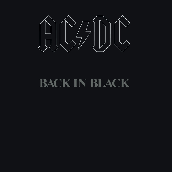 AC/DC = BACK IN BLACK (180G)