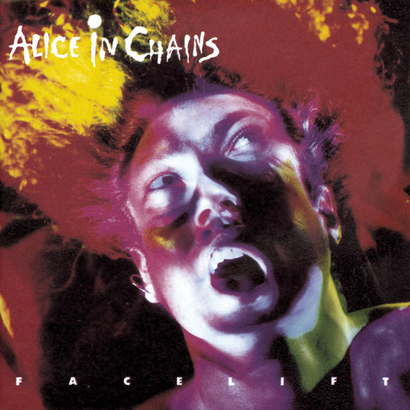 ALICE IN CHAINS = FACELIFT /2LP