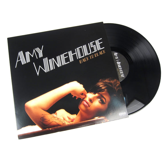 WINEHOUSE, AMY = BACK TO BLACK
