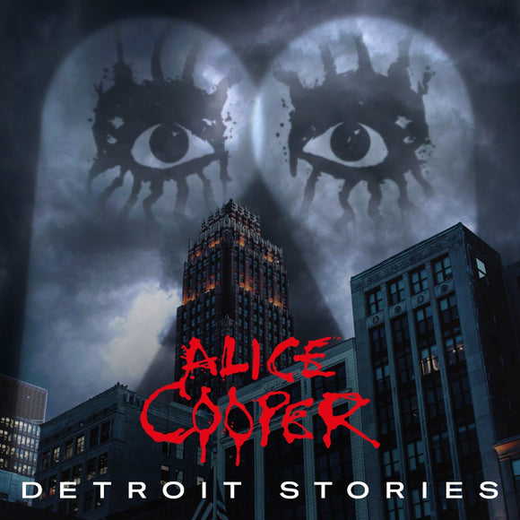 COOPER, ALICE = DETROIT STORIES /2LP