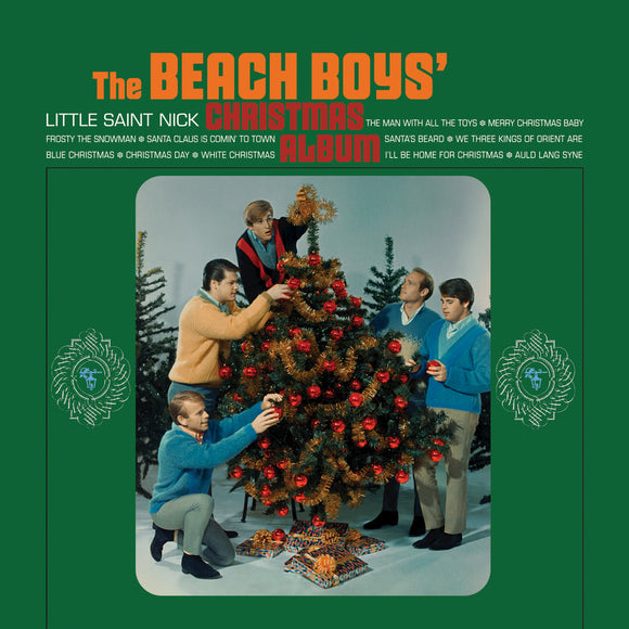 BEACH BOYS = CHRISTMAS ALBUM (MONO)