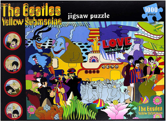 BEATLES = YELLOW SUBMARINE PUZZLE /1000 PIECES