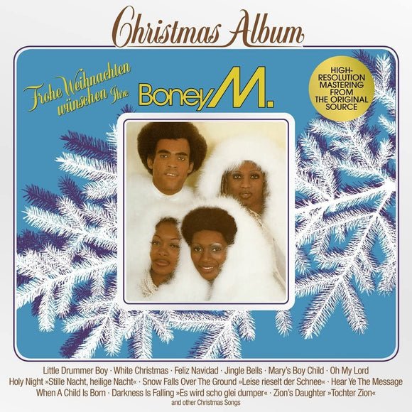 BONEY M. = CHRISTMAS ALBUM