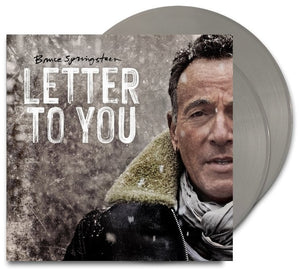 SPRINGSTEEN, BRUCE = LETTER TO YOU /INDIE EXC. WAX