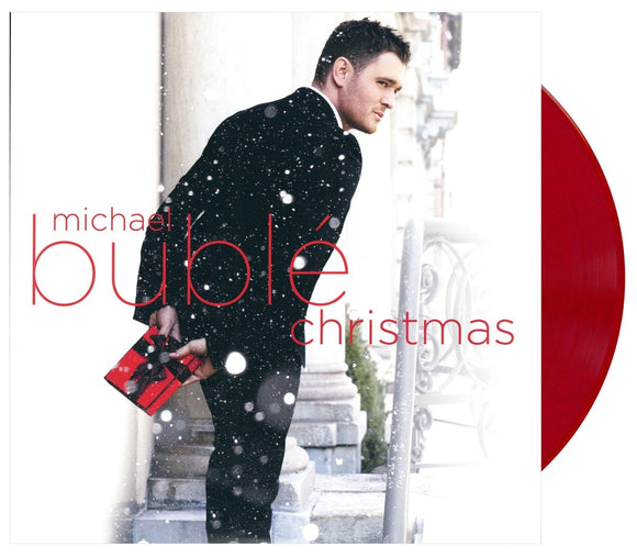 BUBLE, MICHAEL = CHRISTMAS /RED WAX
