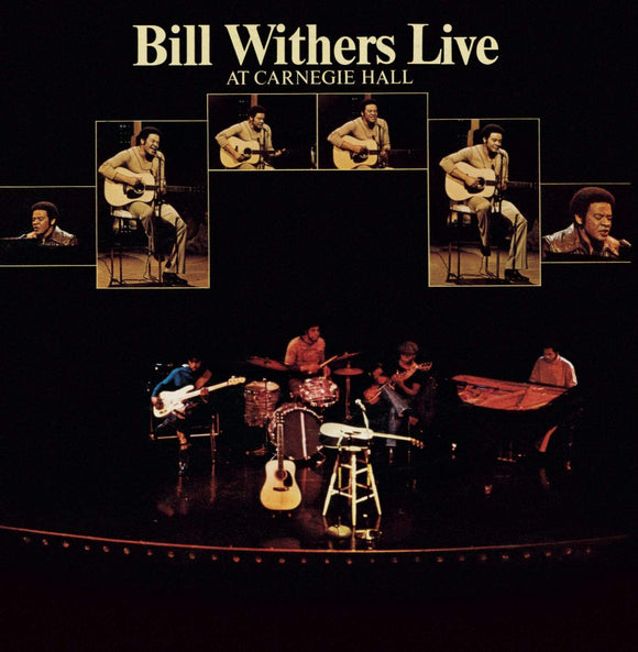 WITHERS, BILL = LIVE AT CARNEGIE HALL (MOV)