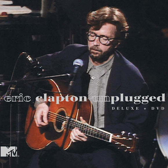 CLAPTON, ERIC = UNPLUGGED (2LP) (IMPORT)