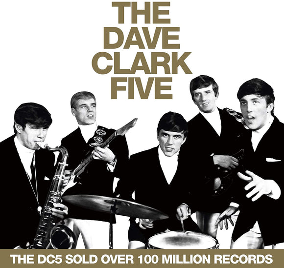 CLARK, DAVE FIVE = ALL THE HITS (140G) (IMPORT)