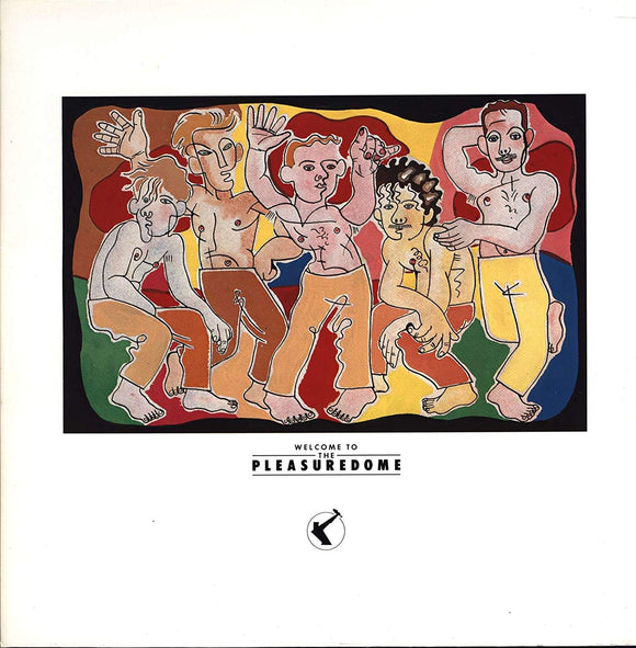 FRANKIE GOES TO HOLLYWOOD = WELCOME TO THE PLEASUREDOME /2LP