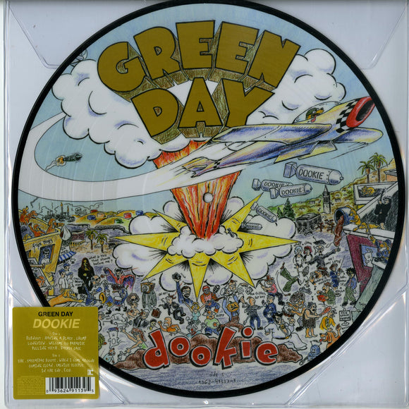 GREEN DAY = DOOKIE /PICTURE DISC