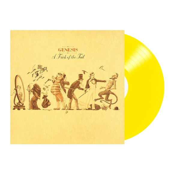 GENESIS = A TRICK OF THE TAIL /INDIE EXC. WAX (SYEOR)