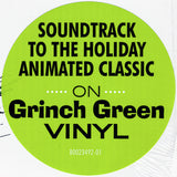 HOW THE GRINCH STOLE CHRISTMAS (OST) / GRINCH GREEN WAX