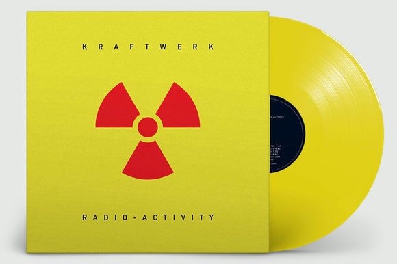 KRAFTWERK = RADIO-ACTIVITY (YELLOW WAX)
