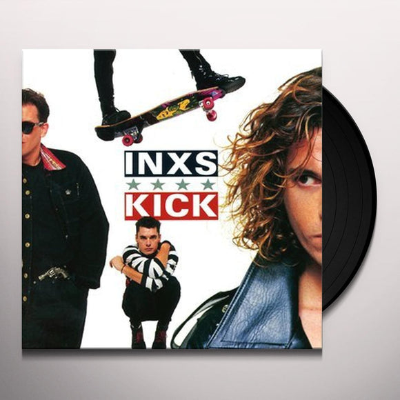 INXS = KICK /EU IMPORT