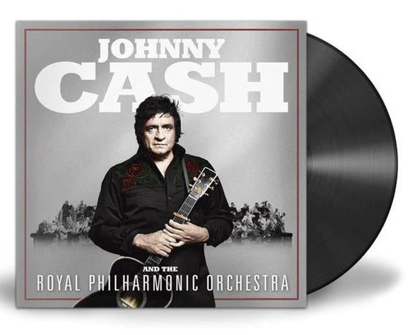 CASH, JOHNNY + ROYAL PHILHARMONIC ORCHESTRA = WITH THE ROYAL PHILHARMONIC ORCHESTRA