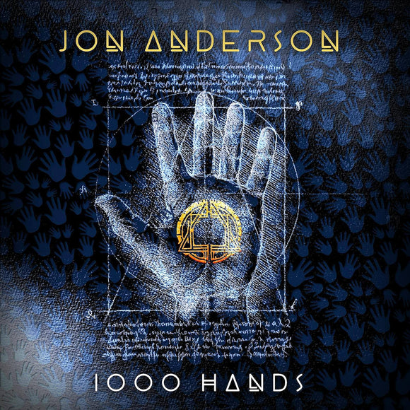 ANDERSON, JON = 1000 HANDS: CHAPTER ONE /2LP