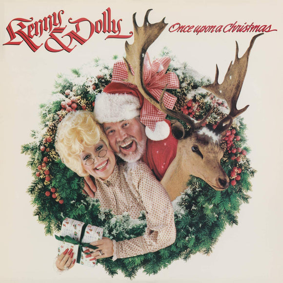 PARTON, DOLLY / ROGERS, KENNY = ONCE UPON A CHRISTMAS