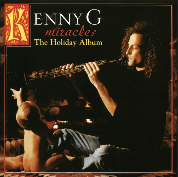 G, KENNY = MIRACLES: HOLIDAY ALBUM