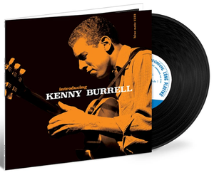 BURRELL, KENNY = INTRODUCING (BLUE NOTE TONE POET)