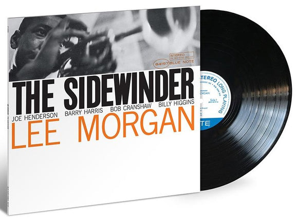 MORGAN, LEE = SIDEWINDER (CLASSIC VINYL SERIES)