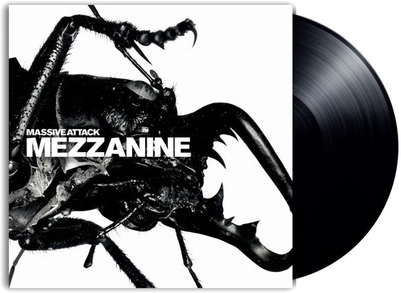 MASSIVE ATTACK = MEZZANINE (IMPORT)