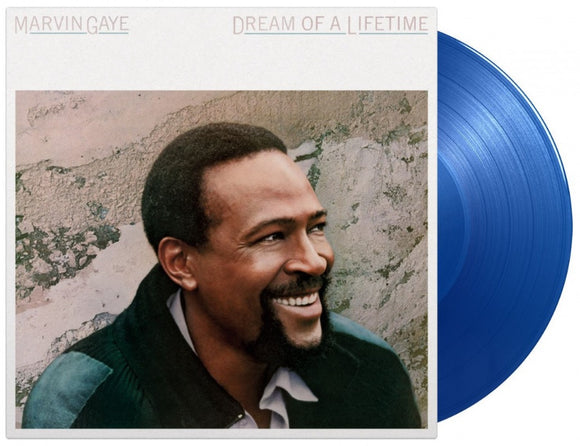 GAYE, MARVIN = DREAM OF A LIFETIME (MOV)