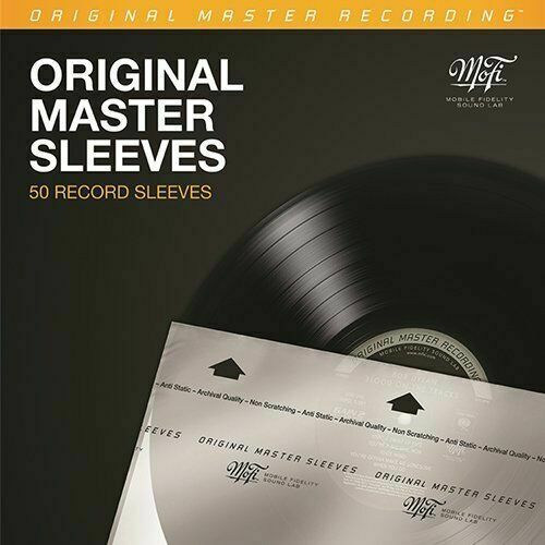 ORIGINAL MASTER SLEEVES // MOBILE FIDELITY