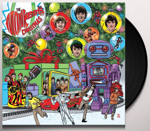 MONKEES = CHRISTMAS PARTY (2019)