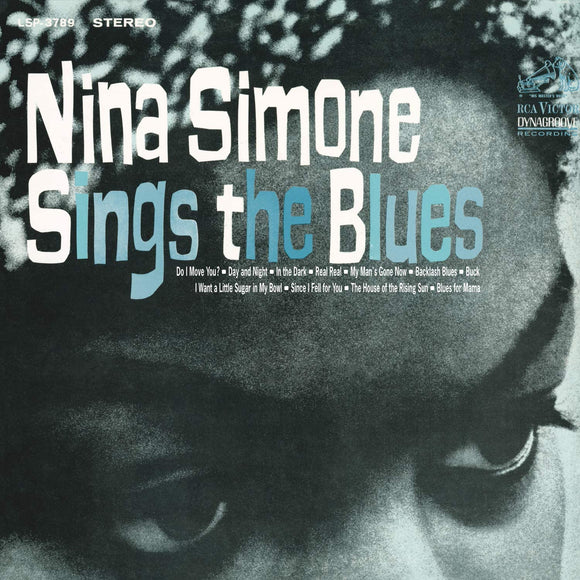SIMONE, NINA = SINGS THE BLUES (MOV)