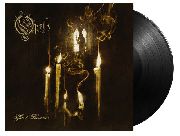 OPETH = GHOST REVERIES /2LP (IMPORT) (MOV)
